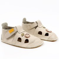 Sandale Barefoot din piele - NIDO Belle