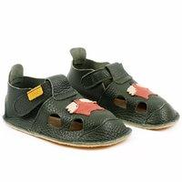 Sandale Barefoot din piele - NIDO Felix