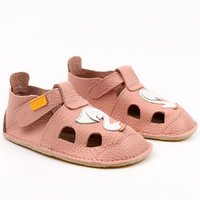 Sandale Barefoot din piele - NIDO Sara