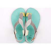 Sandale damă barefoot 'SOUL' -  City Sun