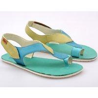 Sandale damă barefoot 'SOUL' -  Mediterania