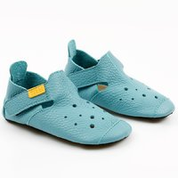 Soft soled shoes - Ziggy Azure 36-40 EU