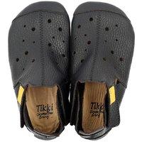 Soft soled shoes - Ziggy Black 30-35 EU