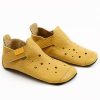 Soft soled shoes - Ziggy Yellow 36-40 EU