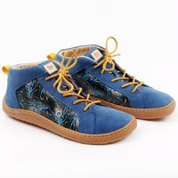 Leather shoes - MOON – Feather  30-35 EU