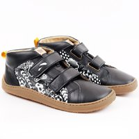 Leather shoes - MOON – Graffiti 36-39 EU