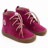 Water-repellent leather boots - Beetle Azalea 19-23 EU